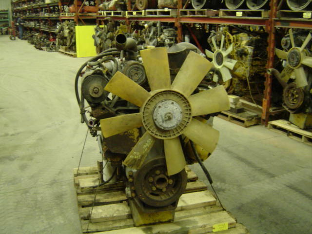 Caterpillar 3406b Used Industrial Or Truck Engines