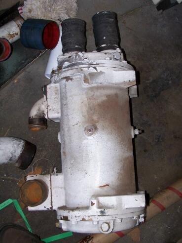 Cummins-855 Cummins Complete used heat exchangers and RWP