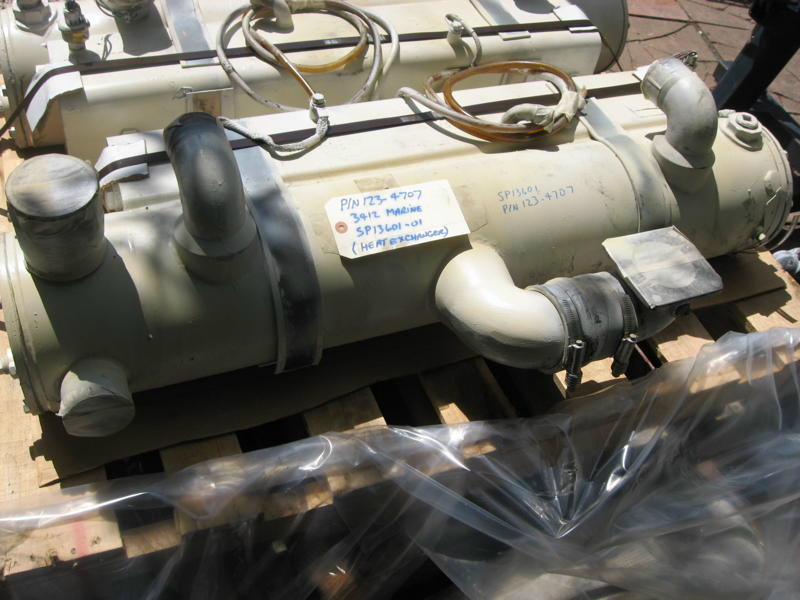 CATERPILLAR CAT 3412 Heat Exchanger Tank