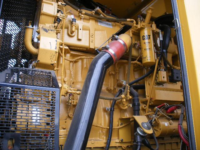 Caterpillar-C15 Used Industrial Generator set
