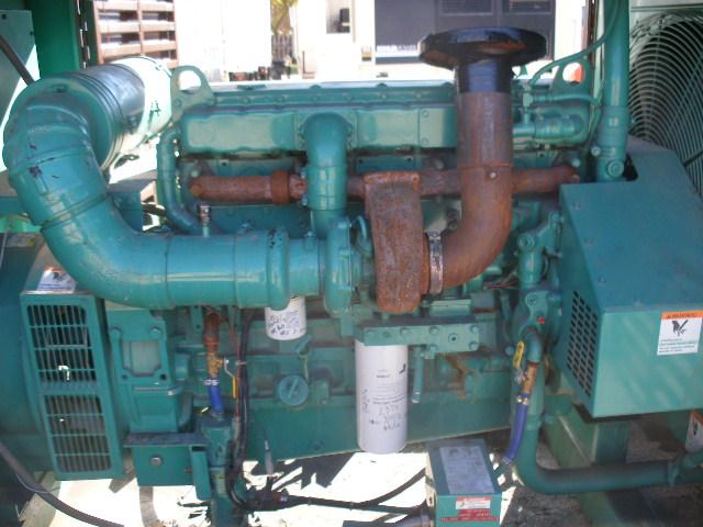 Onan 200dfaa Industrial Diesel Generator Set