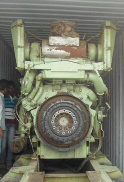 Caterpillar D399 Used Marine Engine