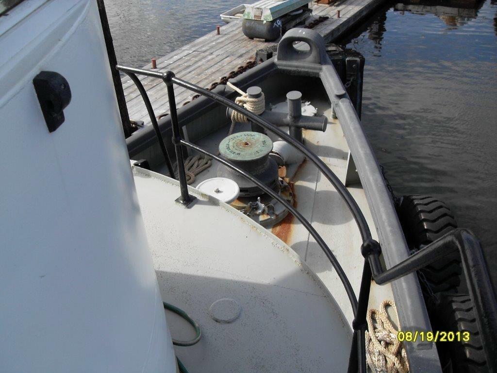 Model Bow Coastal Tug for sale-100' Coastal Tug / Live aboard tug