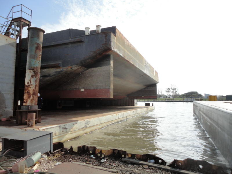 Commercial vessels and barges for sale- ABS Ocean Going Deck