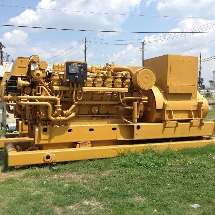 caterpillar 3516b offshore generator