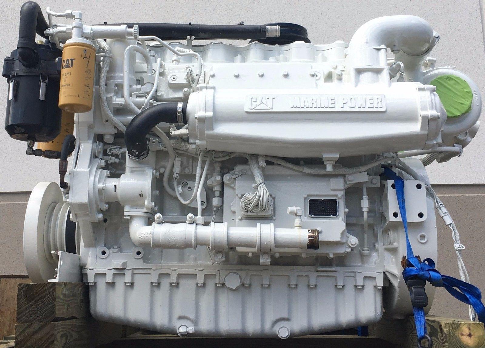 Used  Cat Marine Engine For Sale