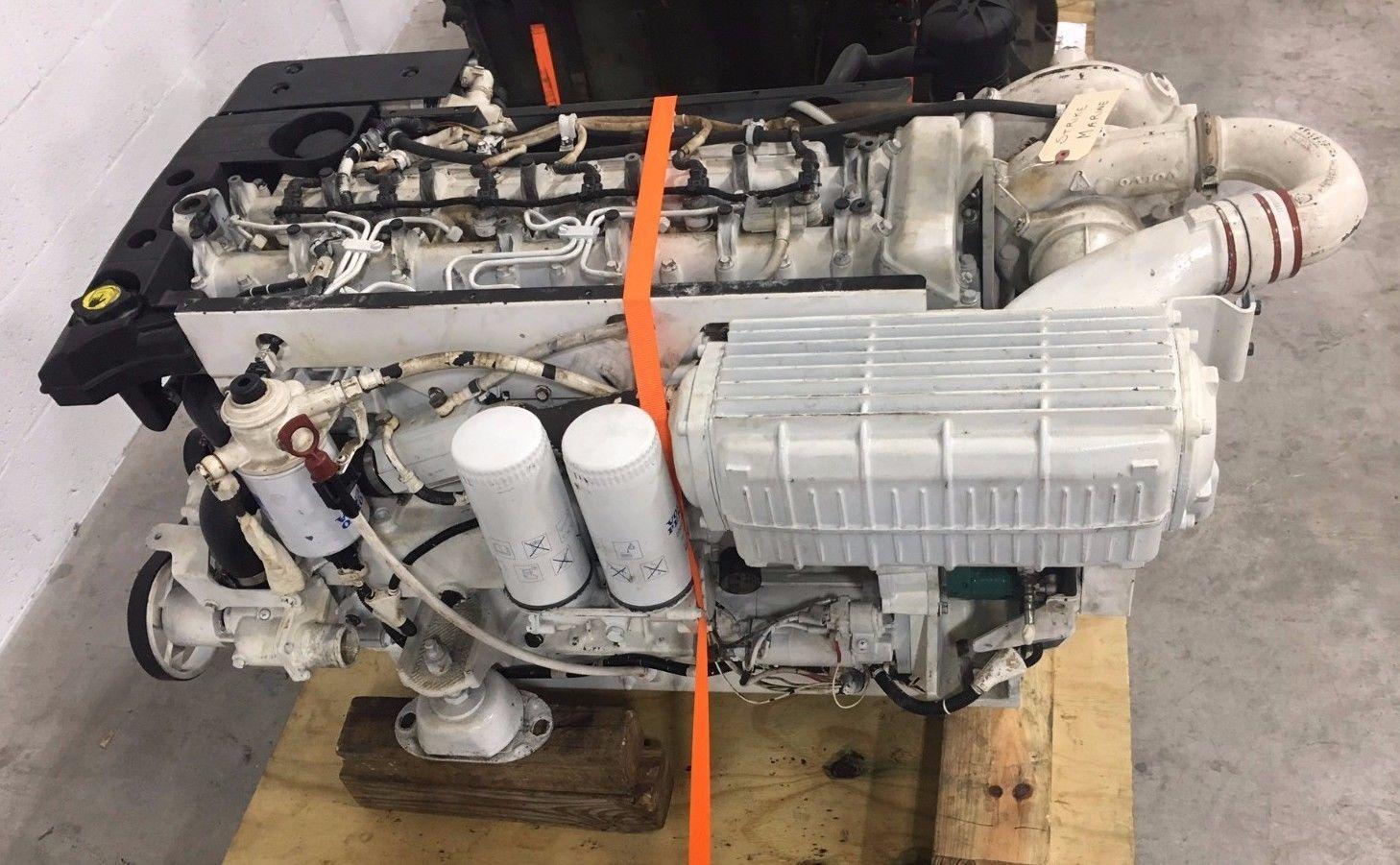 VOLVO-D6 Volvo Marine Engines reman