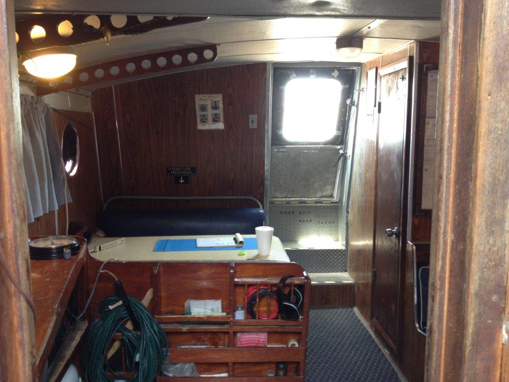 Passenger Boat For Sale