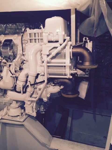 MTU-16V-4000 MARINE ENGINES AND TRANSMISSIONS